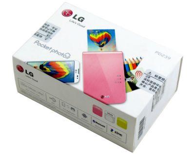 Imprimante Photo Bluetooth Smartphone de Poche LG