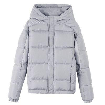 Manteau à capuche unisex décontracté épais à capuche