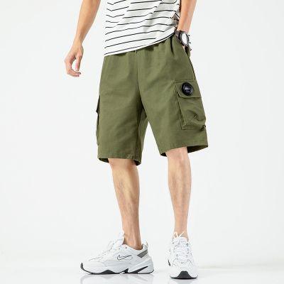 Short baggy en coton pour homme