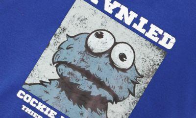 Sweatshirt à capuche $200K Cookie Monster pour homme ou femme