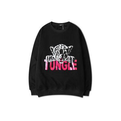 Sweatshirt Oversize Jungle Imprimé Homme Femme