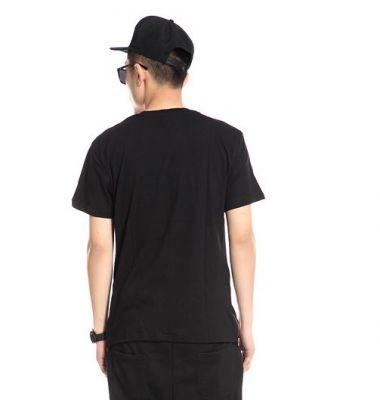 T shirt LV Vatos Locos Forever Mexican Swag Hip Hop Noir et blanc