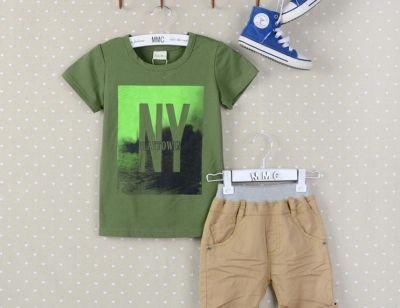 T shirt Enfant New York Playtown pour Garçon ou Fille