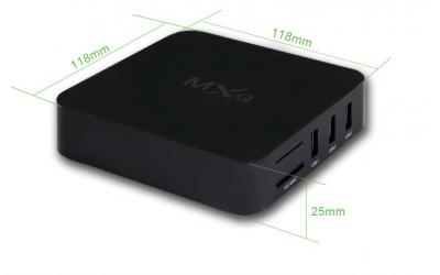 Android TV Box 4.4 avec Wifi mémoire 2 gb - films internet jeux video