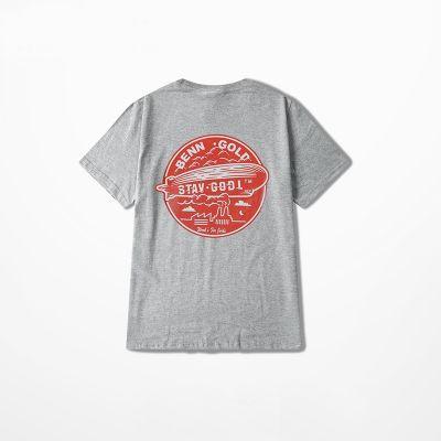 Tee-shirt classique homme impression au dos