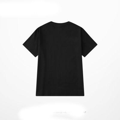 Tee-shirt homme cadre imprimé devant pour homme