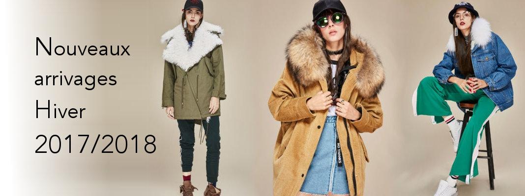 manteau fourrure homme
